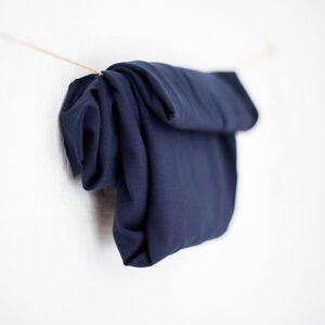 Tencel stretch jersey - blueberry