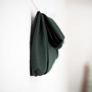 Tencel stretch jersey - deep green
