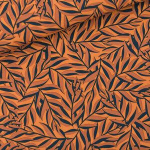 Leaves boksvelgeel - viscose
