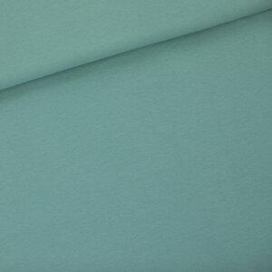 French terry - trellis blauw