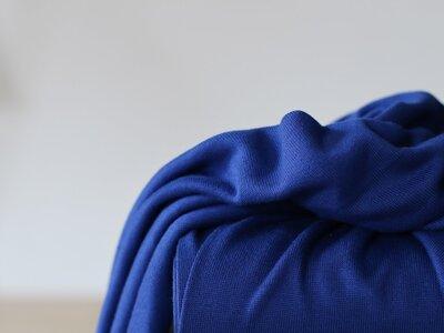 Soft Lima knit - lapis