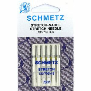 Schmetz stretch naalden 75/11
