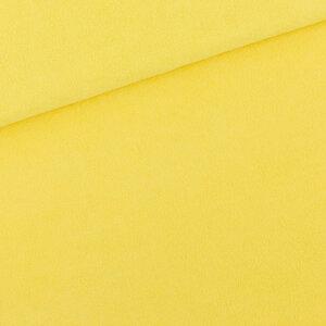 Spons - Badstof - goudvink geel