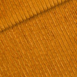 Corduroy brede rib - dusan bruin