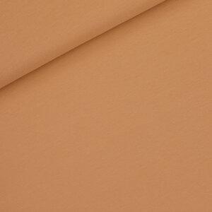 French terry - fenegriek bruin