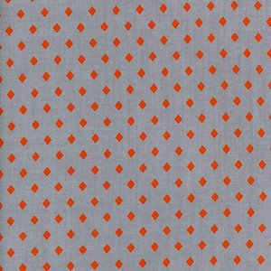 Gemstone in Orange - rayon