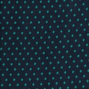 COUPON 160cm - Gemstone in Teal - rayon