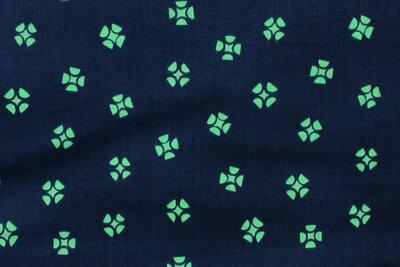 Whirligig - navy/green neon
