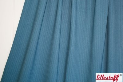 Interlock Fishbone blue