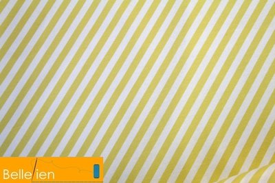 Geo stripe yellow