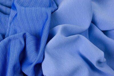 Libella blue - jacquard