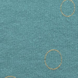 Circles green copper - sweat