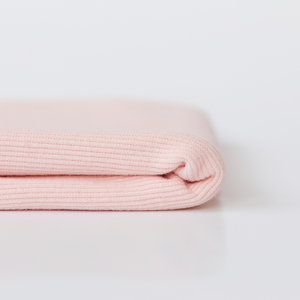 Boordstof - gesluierd roze