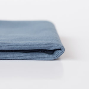 Boordstof - dyna blauw