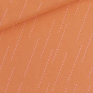 Rain tender rust - french terry