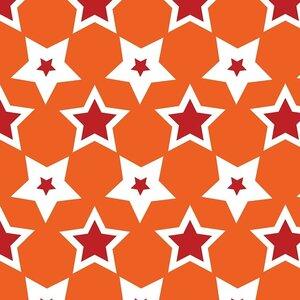 COUPON 85cm - Orange All Star