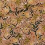 Summer-flowers-kameelbruin-french-terry