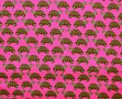 Schildpad-fuchsia