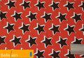 Cool Stars - oranje/zwart